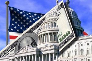 Валовой госдолг США вырос до максимума со времен кризиса