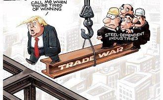 Как рынки реагируют на торговую войну между США и Китаем?
