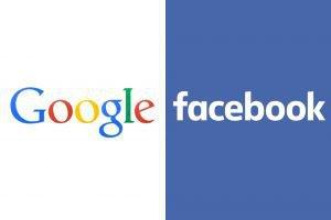Стремительный рост Google и Facebook остался позади
