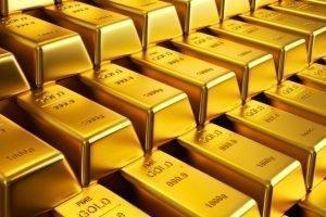 Золото превысит $1,400 в случае начала торговой войны