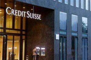 Credit Suisse надеется вернуться в ТОП-5