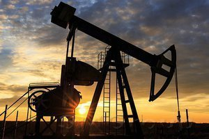 Нефть стабильно растет