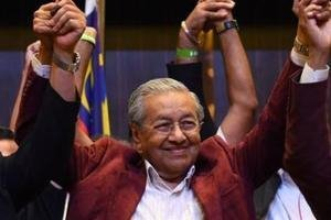 На выборах президента Малайзии неожиданно победил кандидат от оппозиции
