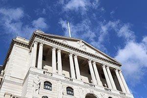 Повышение ставок Банком Англии будет отсрочено