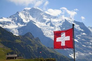 Швейцария – первая в рейтинге самых дружественных к блокчейн стран