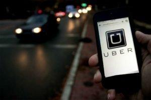 Доходы Uber в первом квартале выросли
