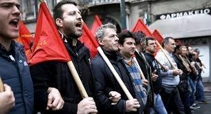 Греческие рабочие страйкуют против реформ