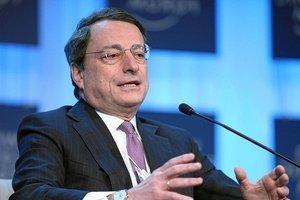 Драги: ЕЦБ не будет спешить с повышением ставки