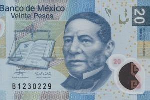 Мексиканский песо просел, после президентских выборов