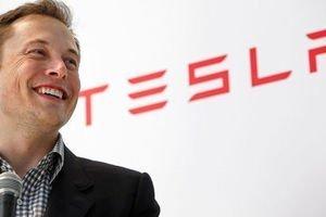 Илон Маск добился выпуска 5 тысяч Model 3 в неделю