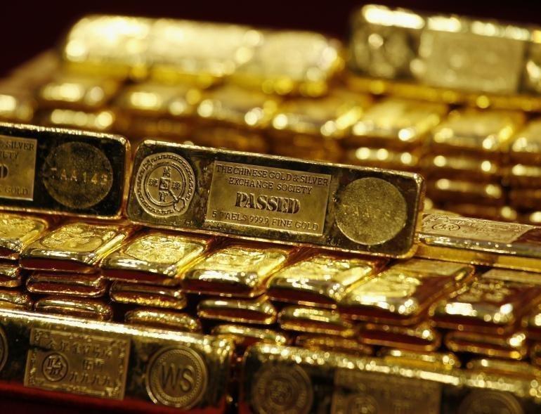 Страны с самыми большими золотыми резервами