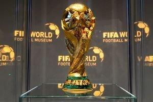 Стоимость Кубка мира по футболу оценили в $158,5 тыс.