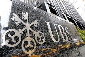 Чистая прибыль UBS выросла на 9%