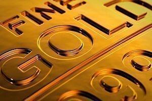 Золото берет курс на недельный прирост