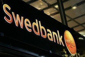 Прибыль Swedbank за квартал превзошла ожидания