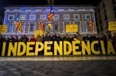 Британия и ФРГ не признали независимость Каталонии