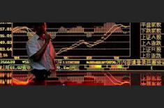 Китайские акции снова терпят потери