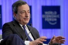 Прогнозы Драги на 2020-й станут ключевыми для выхода из QE