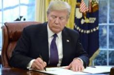 Тарифы Трампа обусловили самую большую торговую войну в истории