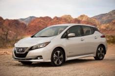 Назван самый продаваемый электромобиль в Европе