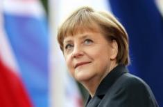 Меркель призывает Европу проявить твердость