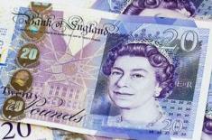 Фунт вырос после отчета о росте заработной платы