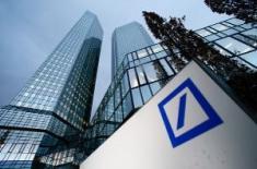 Акции Deutsche Bank достигли рекордного минимума